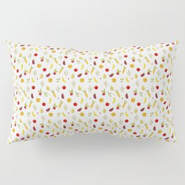 vegetable pattern Pillow Sham