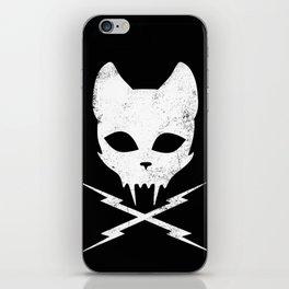 Stunt Kitty iPhone Skin