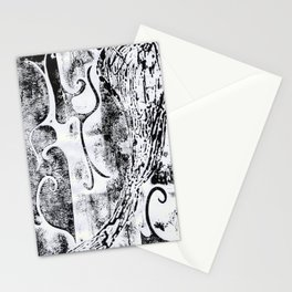 As Yet Unknown Stationery Cards