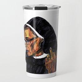 Jessica Lange Travel Mug