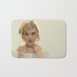 Blonde Summer Bath Mat
