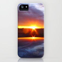 'Prarie Sunrise' iPhone Case