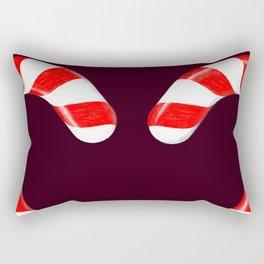 Candy Cane! Rectangular Pillow