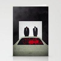 pulp Stationery Cards featuring Pulp by Osvaldo Casanova
