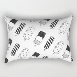 Summer Ice Lollies Rectangular Pillow