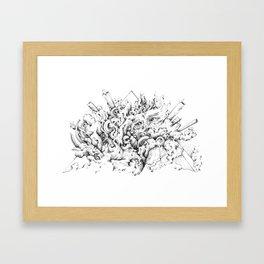 equilook Framed Art Print