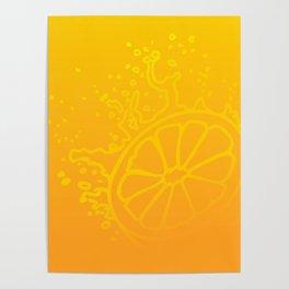 Juicy Orange V6S2 Poster