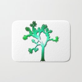 Joshua Tree Verdant by CREYES Bath Mat