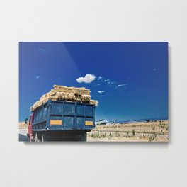Truck of Romania Metal Print
