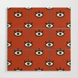 Curious Little Things (Patterns Please) Wood Wall Art