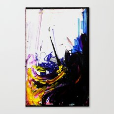 Loose Lips Canvas Print
