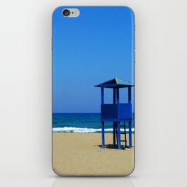 Creta Seeside iPhone Skin