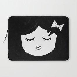 Shay & Moon - Girl Laptop Sleeve