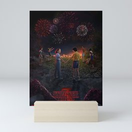 Stranger Thing Movie Mini Art Print