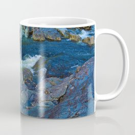 On route to Ucluelet on Vancouver Island, BC Coffee Mug