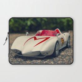 Go Race Speeder! Laptop Sleeve