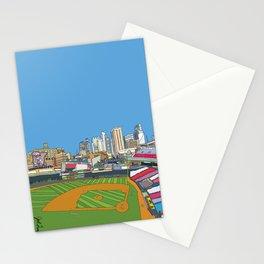 Minnesota Twins Target Field Stationery Cards