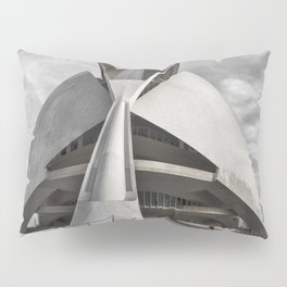 City of Arts and Sciences I | C A L A T R A V A | architect | Pillow Sham