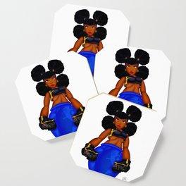 Tough Girl Coaster
