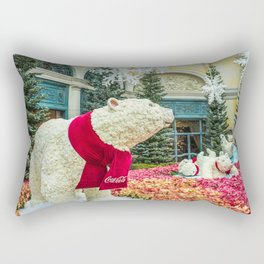 Polar Bears Rectangular Pillow