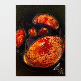 Exercitium 020-B Canvas Print