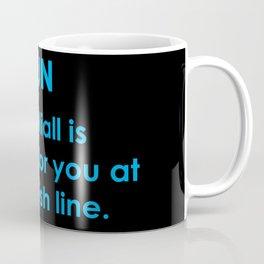 Run like Niall Coffee Mug