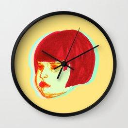 Lil' Trishins Wall Clock