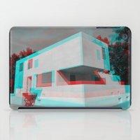 bauhaus iPad Cases featuring Bauhaus · Das Bauhaus 3 by Marko Köppe
