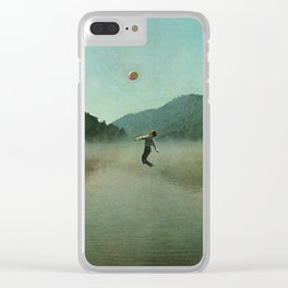 Water Sports Clear iPhone Case