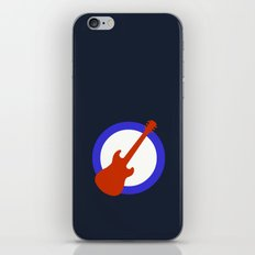Guitar Mod iPhone & iPod Skin