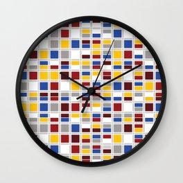 Utopia I Wall Clock