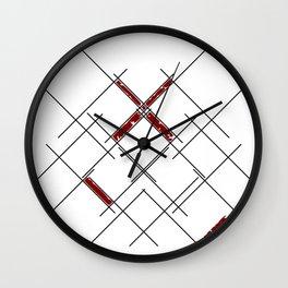 Resolute Wall Clock