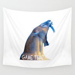 Hear Me Roar - Game Time Wall Tapestry