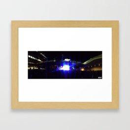 Mad Decent Block Party LA '13 - Major Lazer 02 Framed Art Print