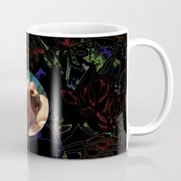 Redbelly Snake Reptile Abstract Herpetological  Coffee Mug