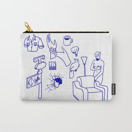 TWIN PEAKS Carry-All Pouch