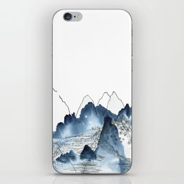 Love of Mountains iPhone Skin