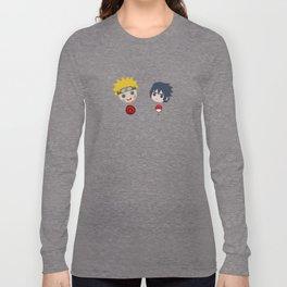 Naruto X Sasuke Long Sleeve T-shirt