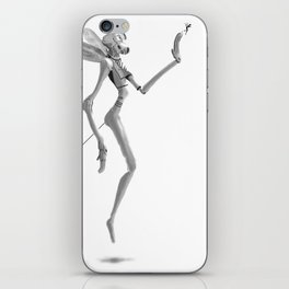 Initiation Rites - Ouch iPhone Skin