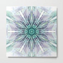 Mandalas for Times of Transition 25 Metal Print