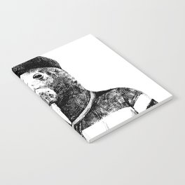 Walrus with a Pipe Notebook