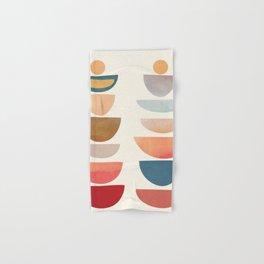 Modern Abstract Art 75 Hand & Bath Towel