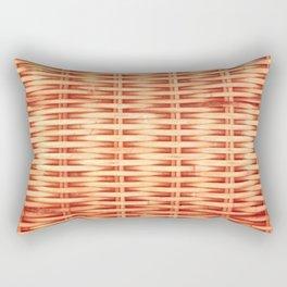 Woven Warm Rectangular Pillow