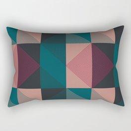 Grayskull Plaid Rectangular Pillow