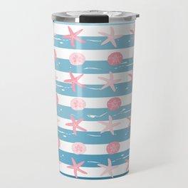 AFE Starfish Pattern Travel Mug