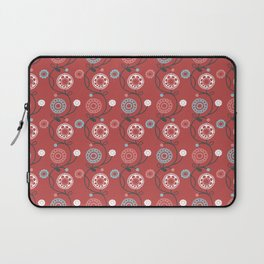Daisy Doodles 5 Laptop Sleeve