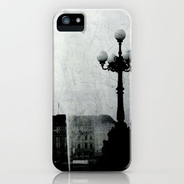 Aspect of the Lombard iPhone Case