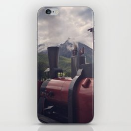 Train at the End of the World iPhone Skin