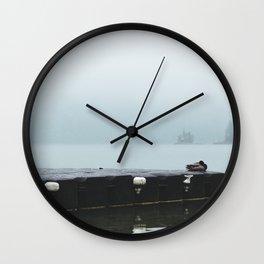 quack Wall Clock