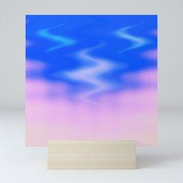 Shape Shifting Mini Art Print